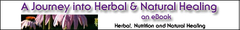 A Journey into Herbal & Natural Healing eBook