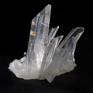 quartz crystal   healing with crystals