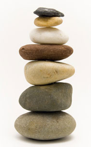 Reiki energy balance