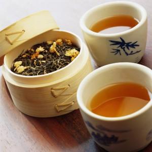 Brewing teas - green, white, Oolong, black, rooibos