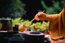 green tea ceremony Japan